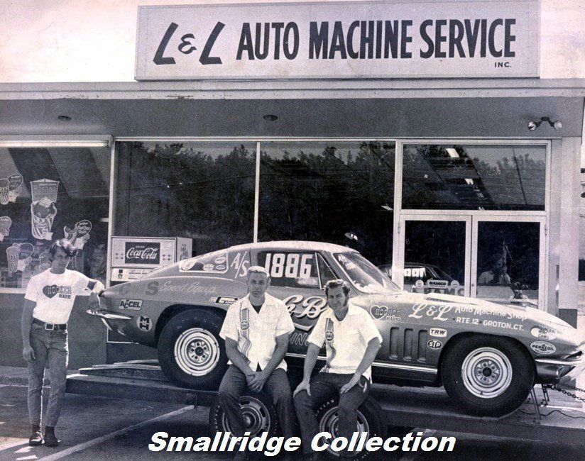 Dave LeBrun was a highly respected engine builder and co-owner with Ed Lenair of L&L Auto Machine in Groton, Connecticut