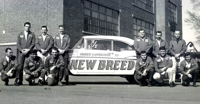 LeBrun was a founding member of the New Breed Auto Club in Norwich, Conn.